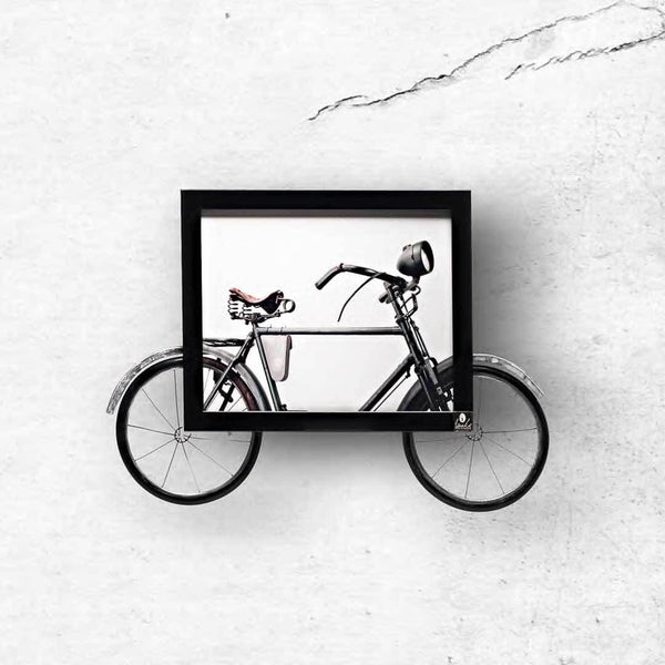 Bicycle 3D Wall Art