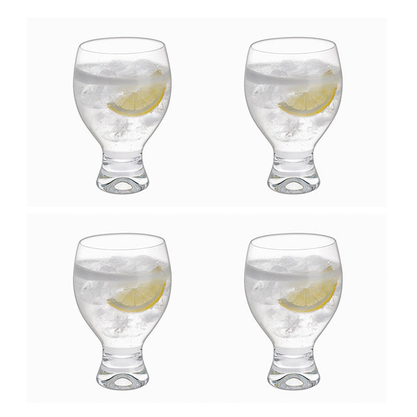 Home Bar Gin Goblets, Set of 4