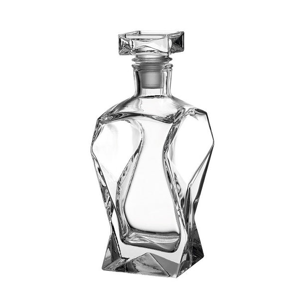 Diamond Whiskey Carafe
