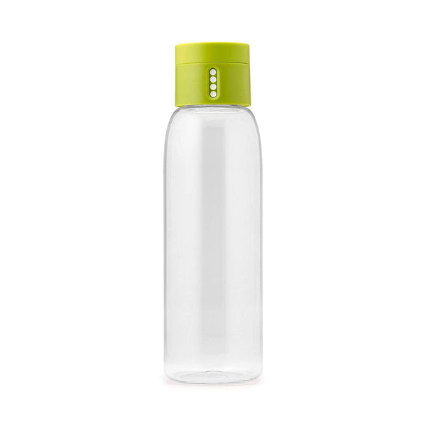 Dot Water Bottle 600ml - Green