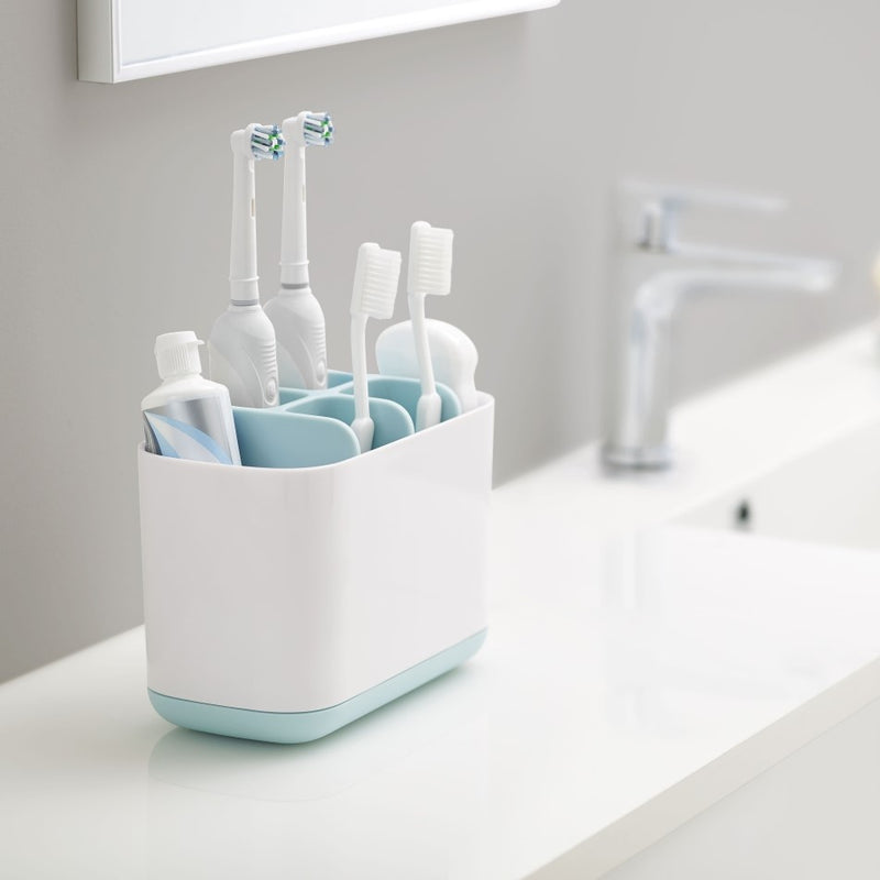 Easy Store Toothbrush Caddy, Large