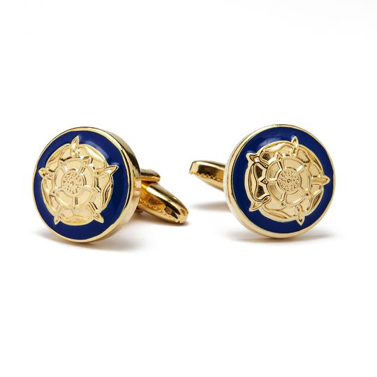 Wimbledon Cufflinks - English Rose