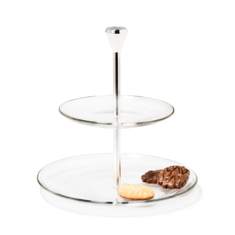 Etagere 2-Tier Serving Stand