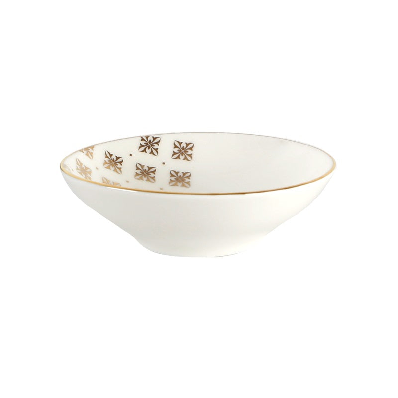 Evoke Small Bowls, Set of 2 - Pearl White