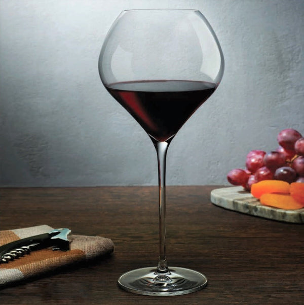 Fantasy Red Wine Glasses, Set of 2