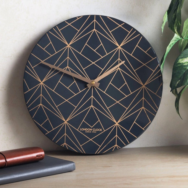 Fragment Wall Clock - Medium