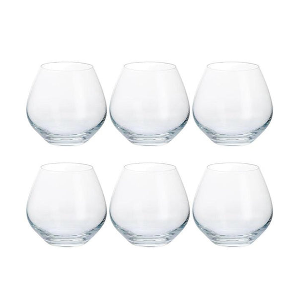 Copa Stemless Gin Glasses, Set of 6