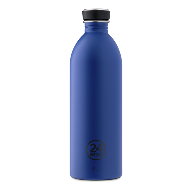 Urban Bottle 1000ml - Gold Blue