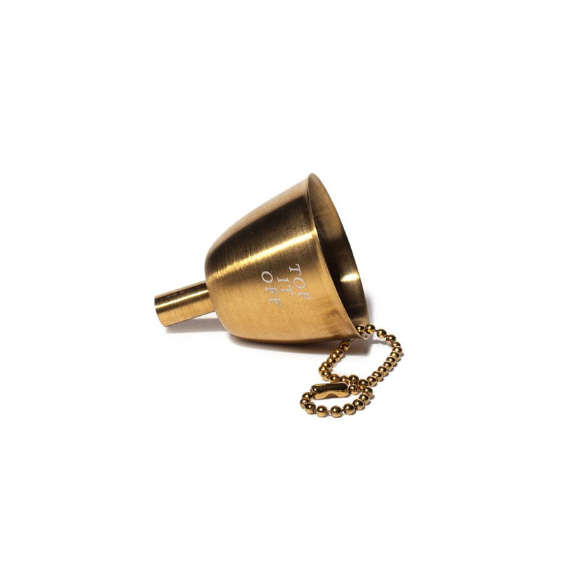 Gold Flask Funnel - Top it off