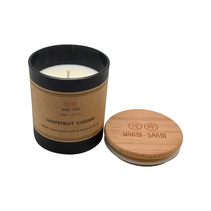 Scented Candle - Grapefruit Garden