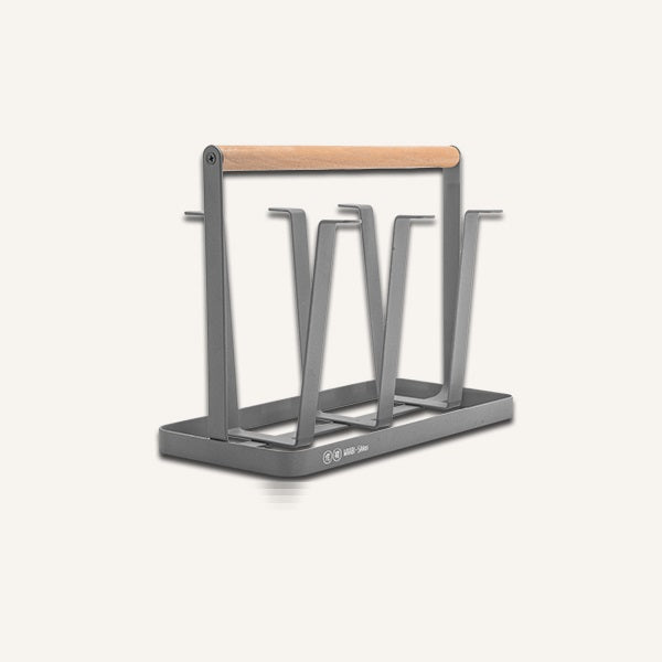 Grid Metal Drying Stand