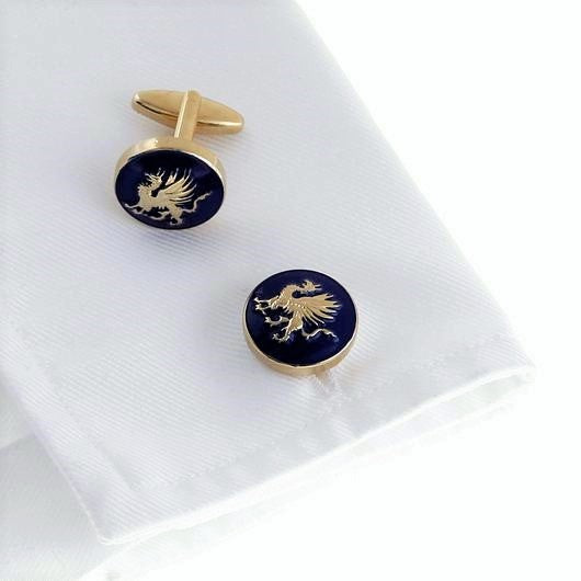 Wimbledon Cufflinks - The Griffin