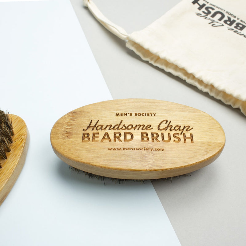 Handsome Chap Beard Brush