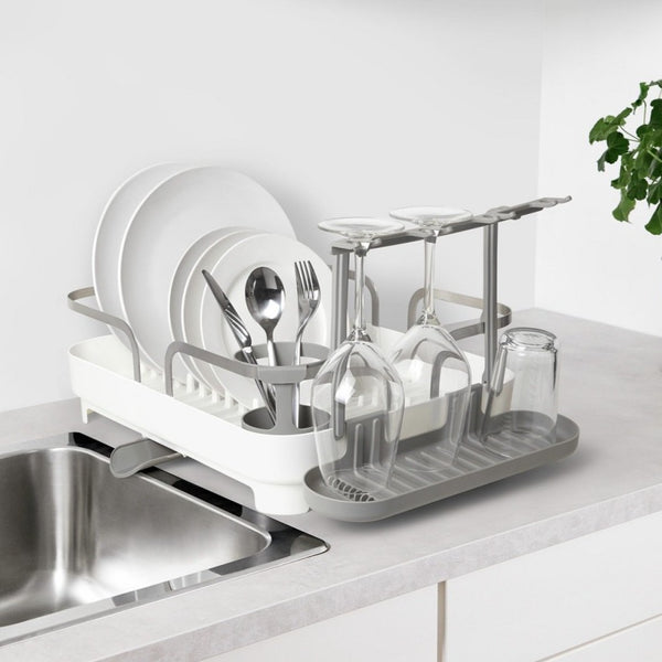 Holster Dish Rack - White