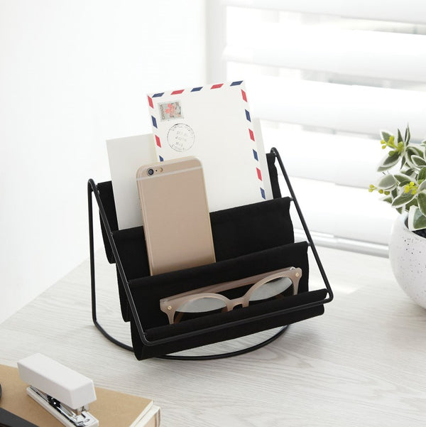 Hammock Accessory Organizer - Black