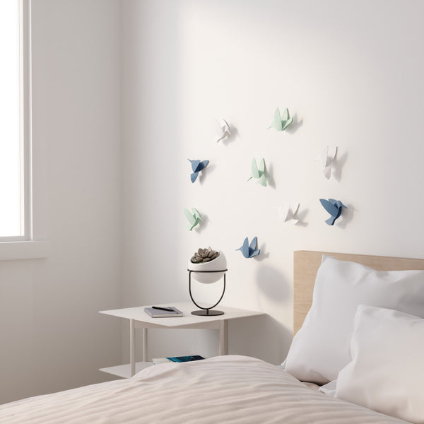 Hummingbird Wall Decor - Assorted