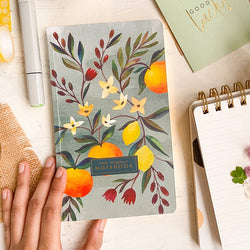 Botanical Notebook - Summer