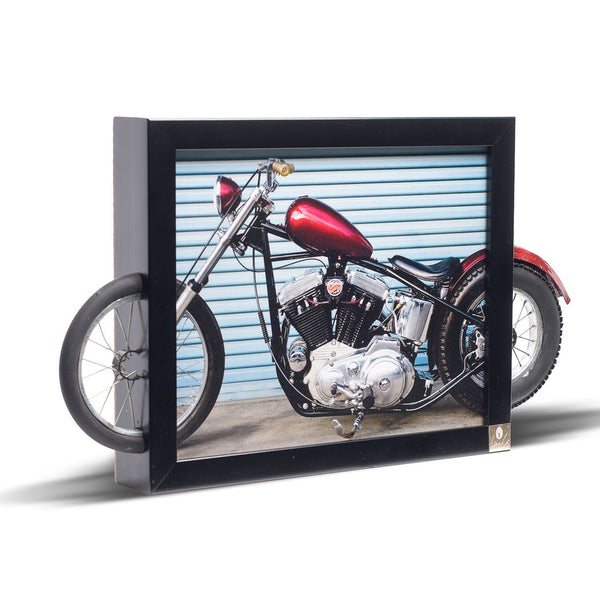 Bike 3D Wall Art