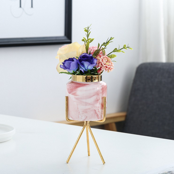 Nadi Tabletop Vessel - Pink