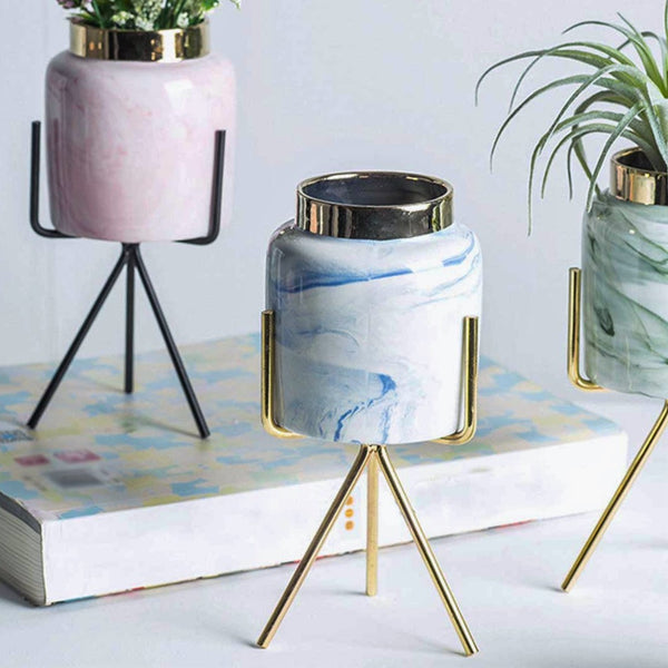 Nadi Tabletop Vessel - Blue