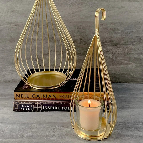 Irina Nest Shaped Candle Holder, Small