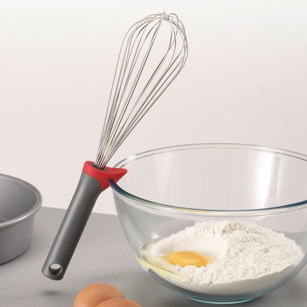 Duo Whisk with Bowl Rest
