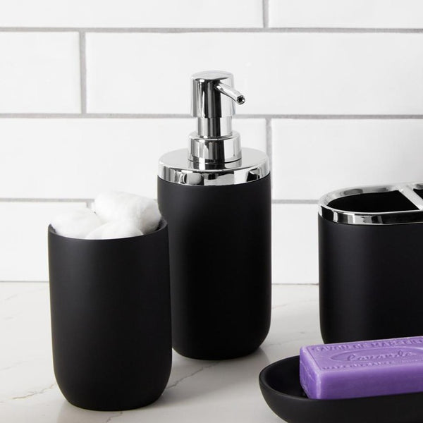 Junip Soap Dispenser - Black