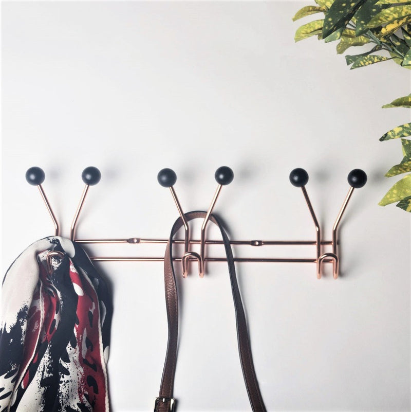 Jupiter Wall Hooks - Copper