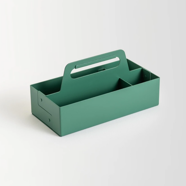 Kit Organizer Box - Forest Green
