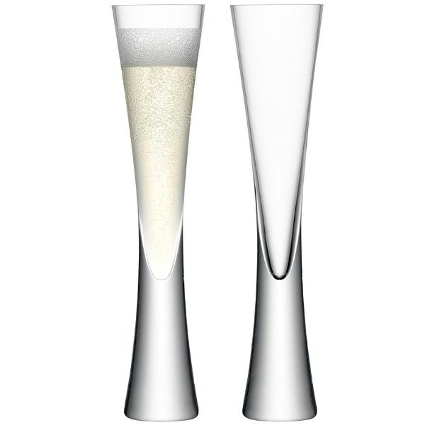 Moya Champagne Flutes, Set of 2 - Modern Quests