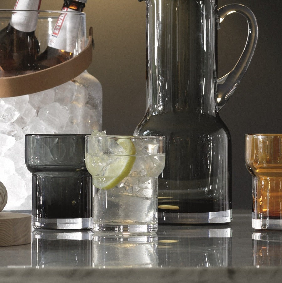 Utility Tumblers, Clear - Set of 2
