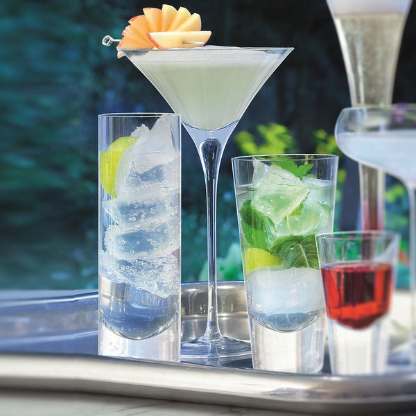 Bar Cocktail Glasses, Set of 2