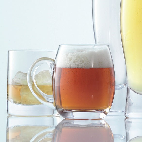Bar Beer Tankards, Set of 2