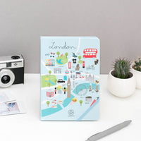 Lovely Streets Notebook - London