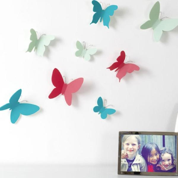 Assorted Mariposa Wall Decor