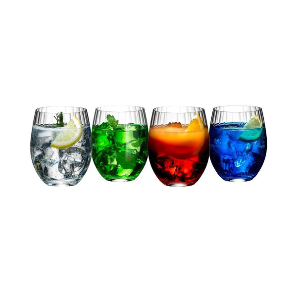 Mixing Tonic Glasses, Set of 4