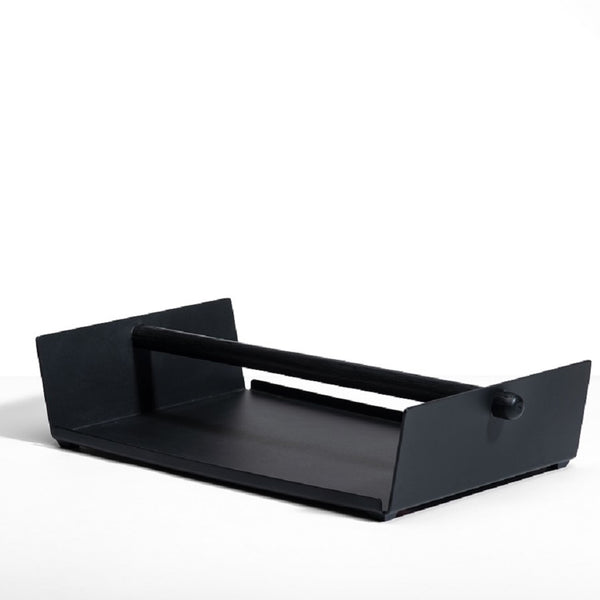 Cora Magazine Tray - Space Black