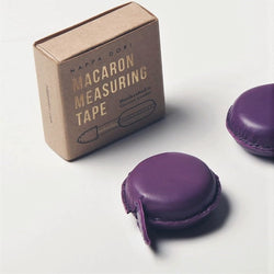 Macron Measuring Tape - Purple