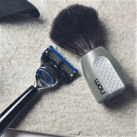 Erik Fibre Shaving Brush - Grey