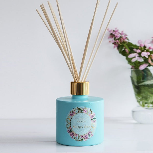 Acqua Viva Diffuser, Amalfi Collection
