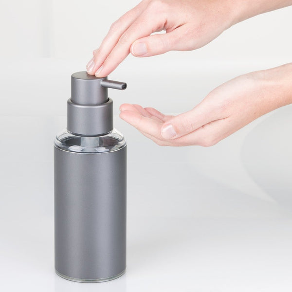 Metro Soap Pump - Graphite