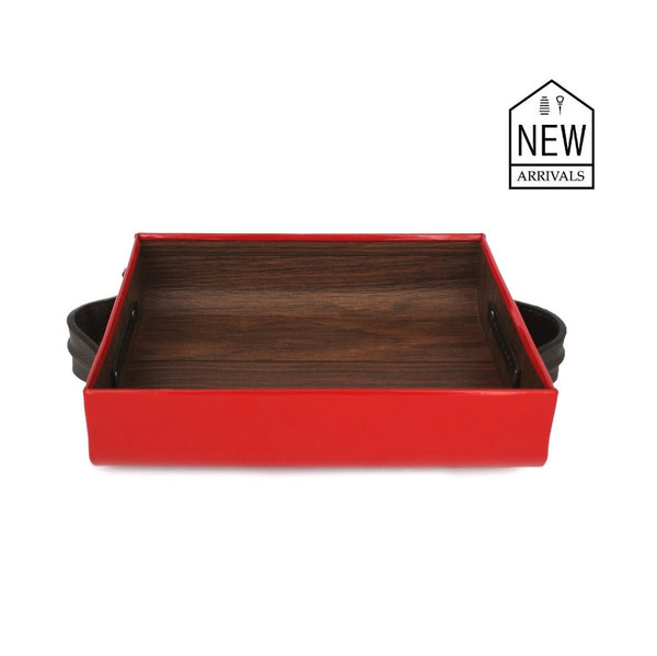 Mini F Tray - Red
