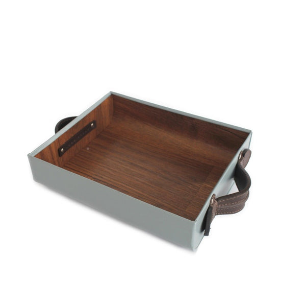Mini F Tray - Smoke Grey