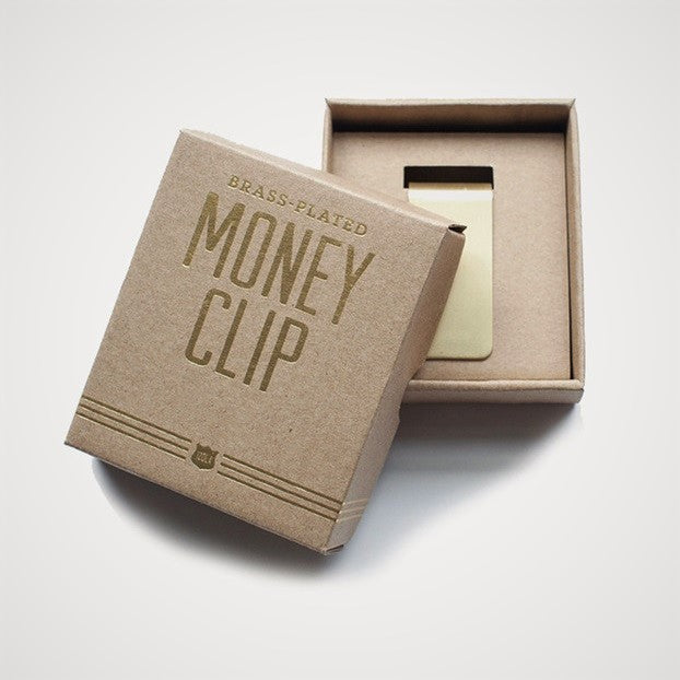 Money Clip - Take Care