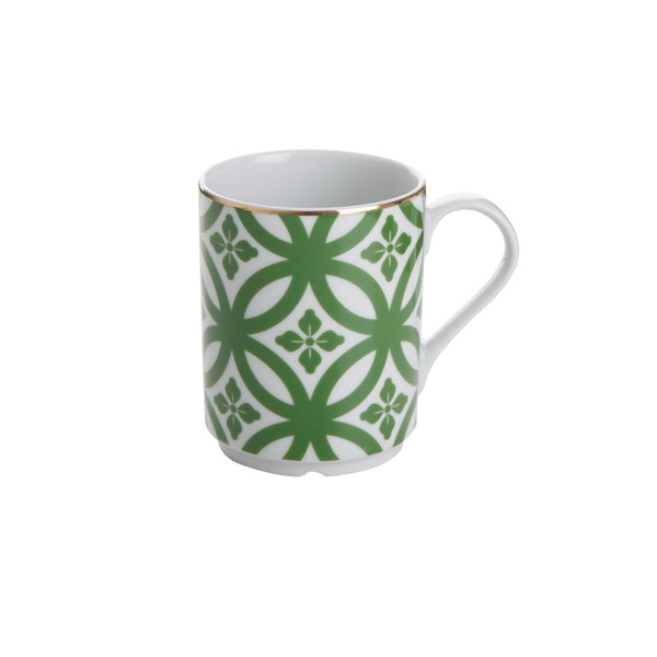 Morocco Coffee Mug - Green