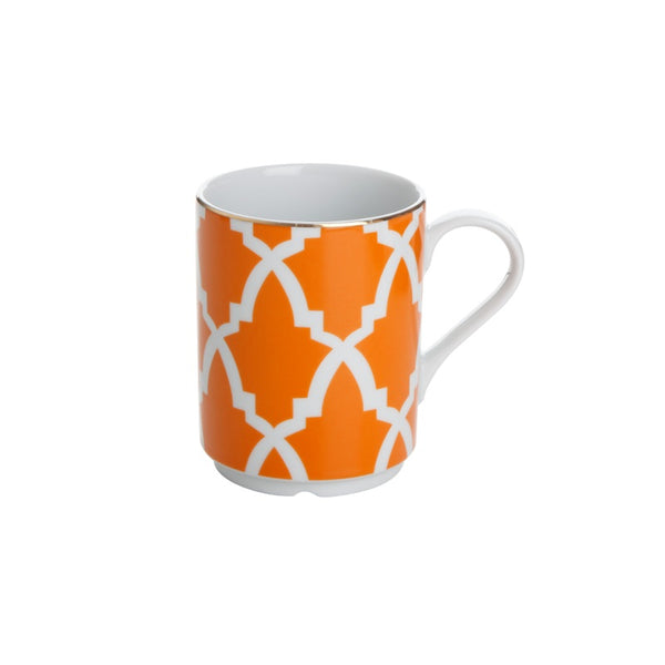 Morocco Coffee Mug - Orange