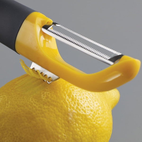 Multipeel Serrated Peeler