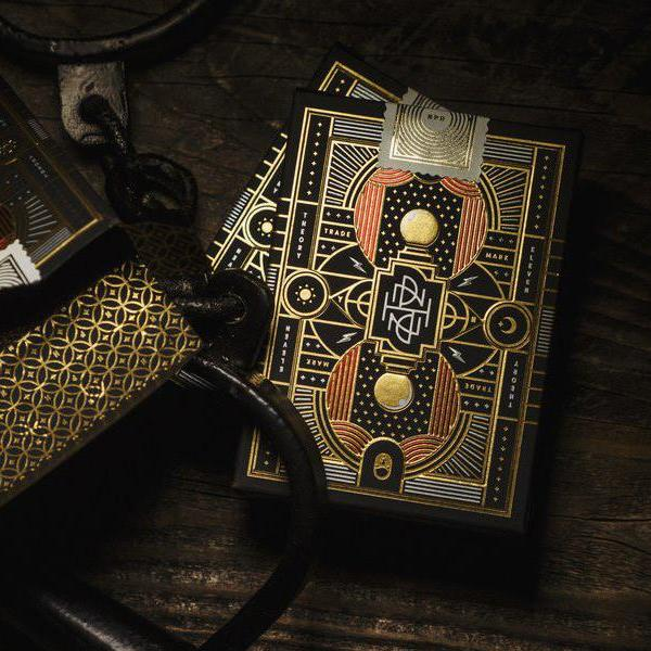 NPH Playing cards - Modern Quests