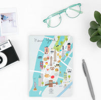 Lovely Streets Notebook - New York