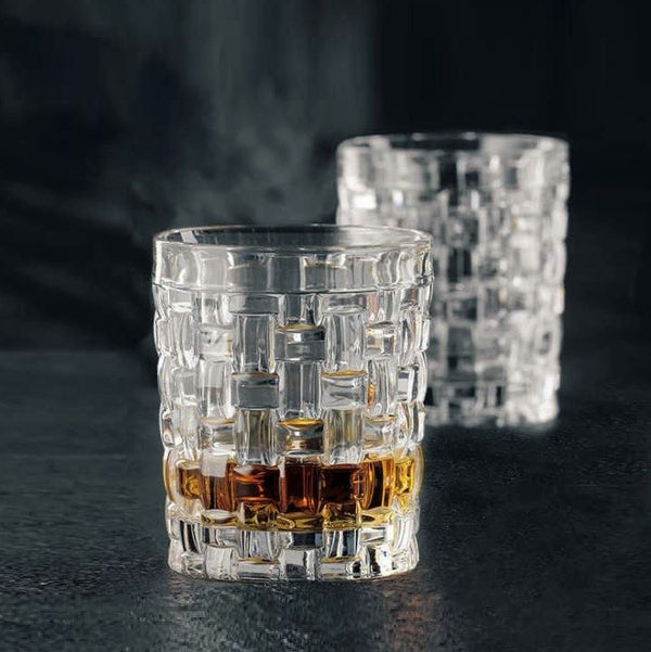 Bossa Nova Whiskey Tumblers, Set of 6